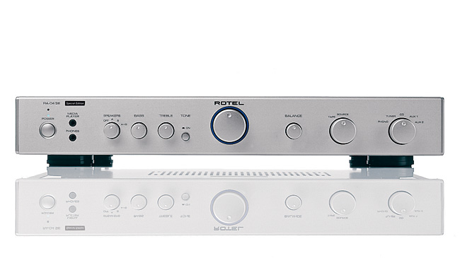 Rotel RA-04 SE Integrated Amplifier - Rotel
